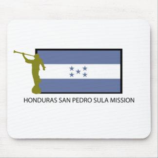 HONDURAS SAN PEDRO SULA MISSION LDS CTR MOUSE PAD