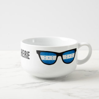 Honduras Shades custom soup mug