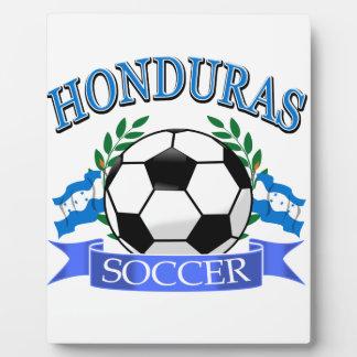 Honduras soccer ball designs photo plaques