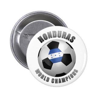 HONDURAS SOCCER CHAMPIONS PINBACK BUTTON