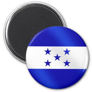 Honduras Soccer Refrigerator Magnet