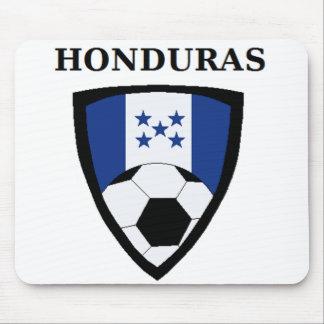 Honduras Soccer Mouse Pad