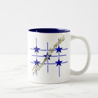 Honduras Soccer Stars Los Catrachos gifts Two-Tone Coffee Mug