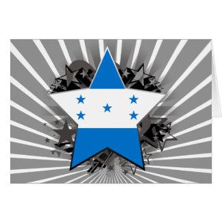 Honduras Star Card