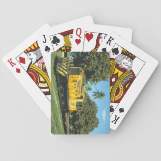 Honduras, Tele RR_Trains of the World Playing Cards