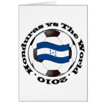 Honduras vs The World Card