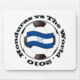 Honduras vs The World Mouse Pad