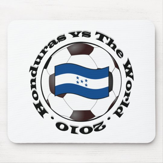 Honduras vs The World Mouse Pad