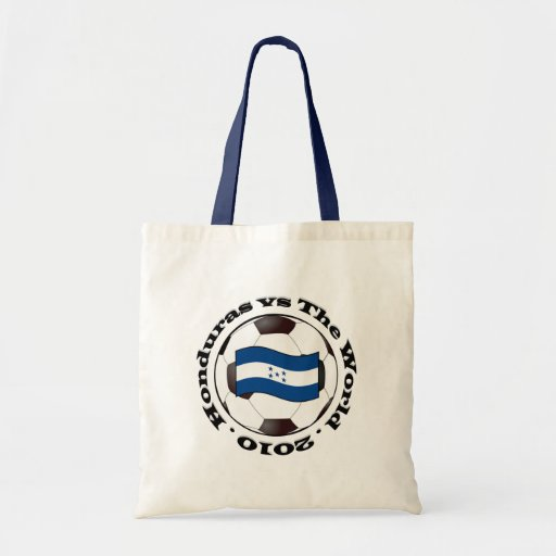Honduras vs The World Tote Bag