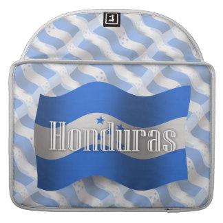 Honduras Waving Flag MacBook Pro Sleeve