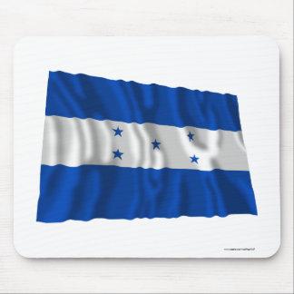 Honduras Waving Flag Mouse Pad