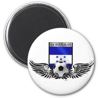 Honduras winged Honduran soccer futbol badge Refrigerator Magnet