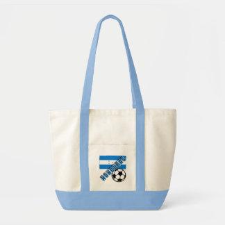 HONDURAS World Soccer Fan Tshirts Canvas Bag