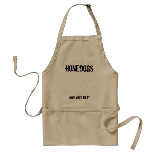 Hone Dogs Apron