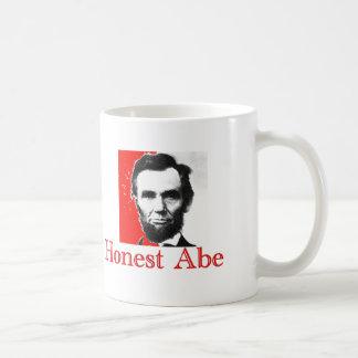 """Honest Abe"" Abe Lincoln Art T-Shirt & Gifts Mug"