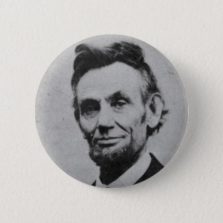 Honest Abe Pinback Button