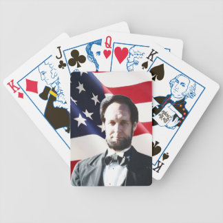 Honest Abe Playing Cards
