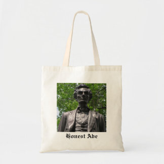 Honest Abe Tote Bag