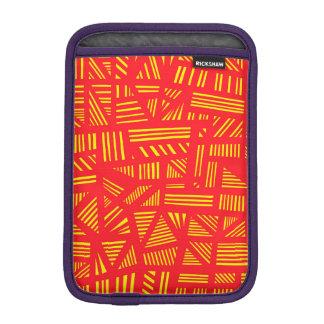 Honest Handsome Pleasurable Compassionate iPad Mini Sleeve