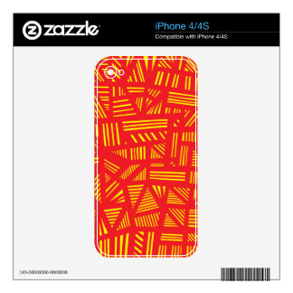 Honest Handsome Pleasurable Compassionate Skin For iPhone 4S