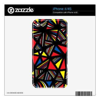Honest Lively Super Affirmative Skin For The iPhone 4S