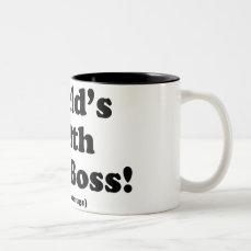 Honest Mug - Best Boss