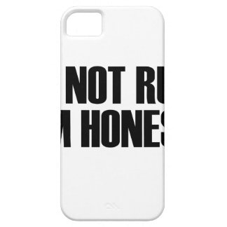 Honest Not Rude iPhone SE/5/5s Case
