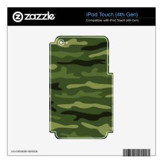 Honest Practical Effective Skillful Decals For iPod Touch 4G