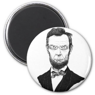 HonestAbe Magnet
