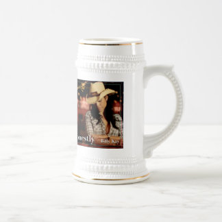 Honestly by Billy Kay CD Cover Ceramic Beer Steins