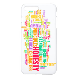 Honesty and Trustworthy Character of a Person iPhone 8 Plus/7 Plus Case