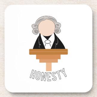 Honesty Beverage Coasters