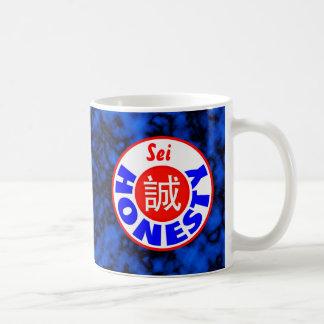 Honesty - Sei Classic White Coffee Mug