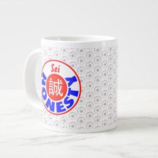 Honesty - Sei 20 Oz Large Ceramic Coffee Mug