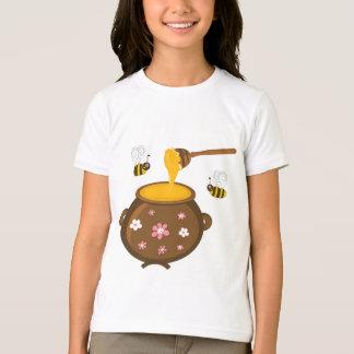 Honey and Honey Bees Kids T-Shirt