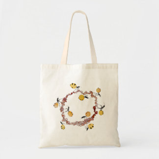Honey Ant Roundabout Tote Bag