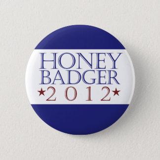 Honey Badger 2012 Button