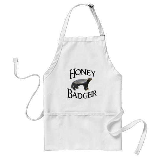 Honey Badger Adult Apron