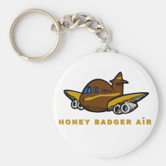 honey badger air keychain