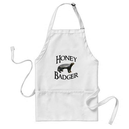 Honey Badger Apron