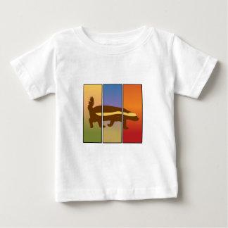 HONEY BADGER ART THREE PANEL SUPER SPECIAL BABY T-Shirt