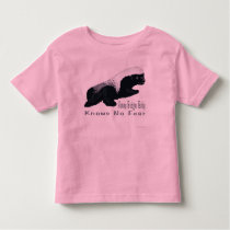 Honey Badger Baby Toddler T-Shirt
