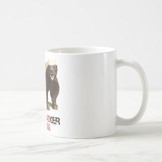Honey Badger Bad Ass Coffee Mug