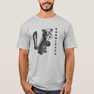 Honey Badger Badgitude T-Shirt
