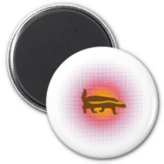 Honey Badger Bang Bang Balls Whoopie! Refrigerator Magnets