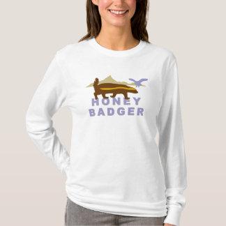 honey badger bird T-Shirt