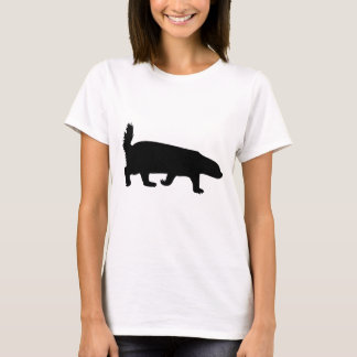 Honey Badger Black T-Shirt