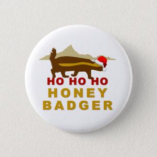 Honey Badger Button