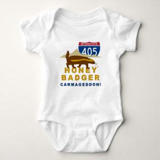 honey badger carmageddon tee shirts