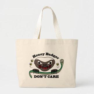 Honey Badger Cartoon Bags